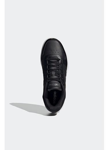 adidas Adidas Kadın Günlük Spor Ayakkabı Hoops 2.0 Fy6025 Siyah